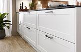 Neue Gemütlichkeit - Eine moderne Landhausküche, die viel bietet - Küchenland Auer