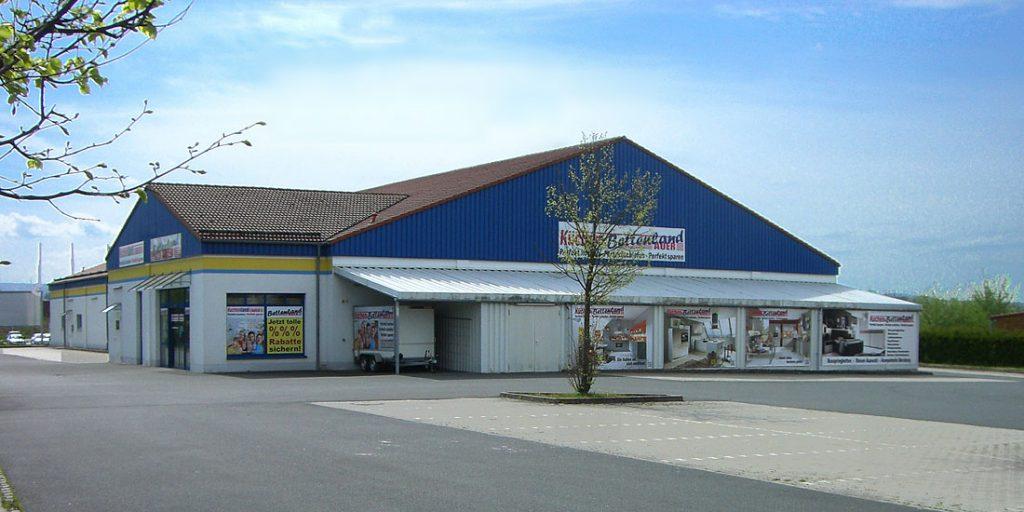 Hausansicht Küchenland Auer - Neuenmarkt - Kulmbach, Oberfranken