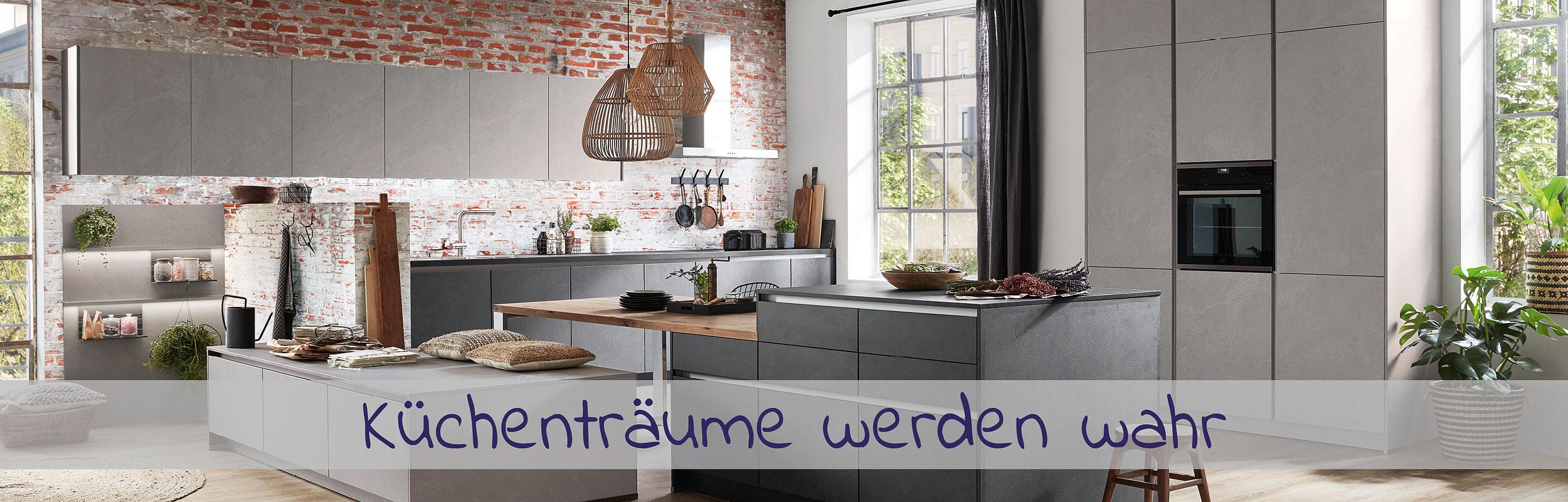 Küchenträume werden wahr - im Küchenland Auer
