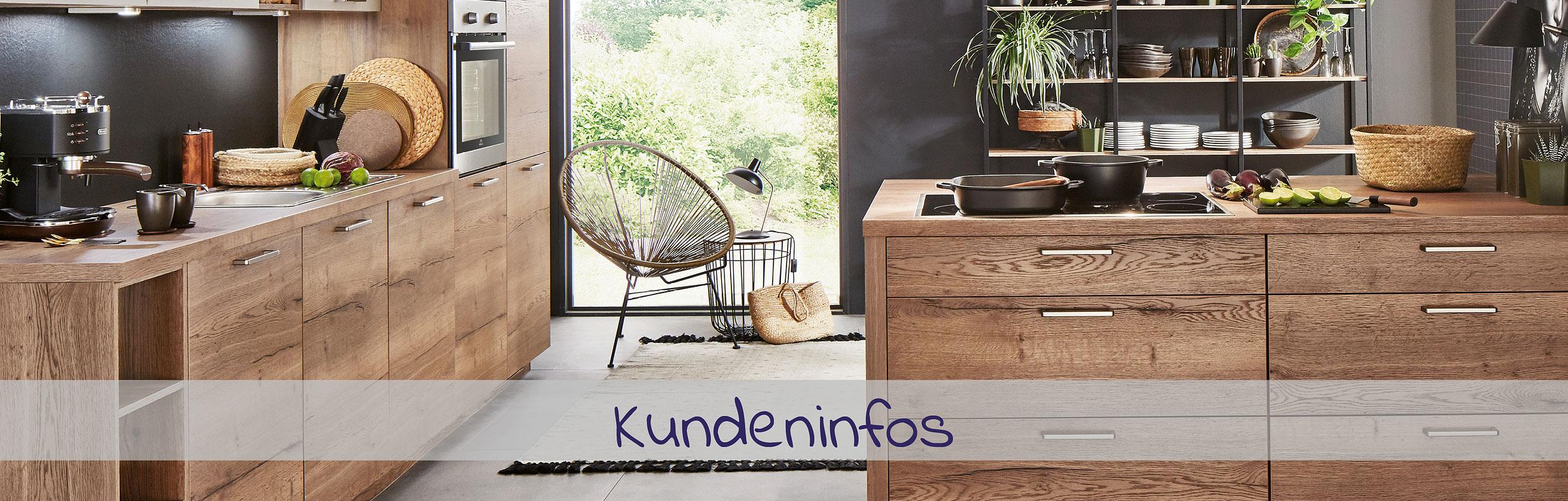 Kundeninfos - Küchenland Auer